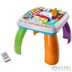 Fisher Price Kétnyelvű Intelligens Asztalka (Mattel, DRH41)
