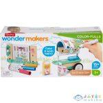 Fisher-Price - Wonder Makers: Fagyiskocsi (Mattel, GLY26)