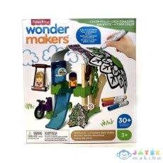 Fisher-Price - Wonder Makers: Fára épített ház (Mattel, GLY25)