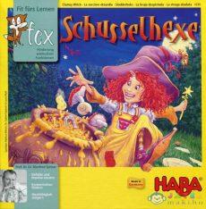 Schusselhexe NEM MAGYAR NYELVŰ (Haba, 4280)