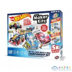 Hot Wheels: Maker Kitz Build & Race Kit 5db (Bladez Toyz, BTHW-M01D)