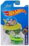 Hot Wheels The Jetsons (Mattel DTX36)