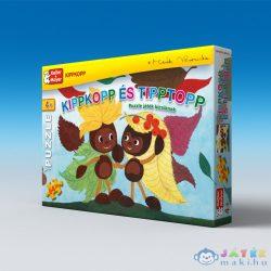 Kippkopp és Tipptopp - 64 Db-os Puzzle, (Keller Mayer, 713304)
