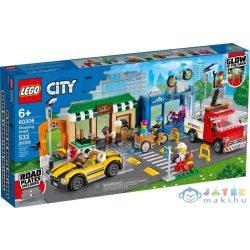 Lego City: Bevásárlóutca 60306 (Lego, 60306)