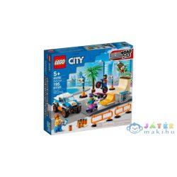 Lego City  - Gördeszkapark (Lego, 60290)