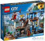 Lego City Hegyi Rendőrkapitányság 60174