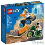 LEGO City: Kaszkadőr csapat 60255