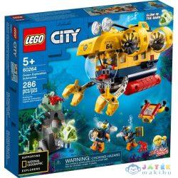 LEGO City: Óceáni kutató tengeralattjáró 60264 (Lego, 60264)