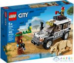 Lego City Szafari Mini terepjáró (Lego, 60267)