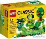 Lego Classic - Kreatív zöld kockák (Lego,11007)