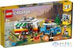 LEGO Creator - Családi vakáció lakókocsival (Lego, 31108)