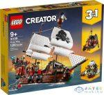 LEGO Creator - Kalózhajó (Lego, 31109)