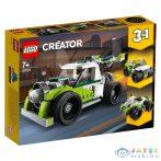 Lego Creator: Rakétás teherautó 31103 (Lego, 31103)