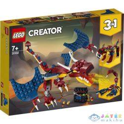 LEGO Creator: Tűzsárkány 31102
