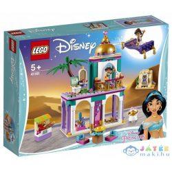 LEGO Disney  - Aladdin és Jázmin kalandjai a palotában (Lego, 41161)