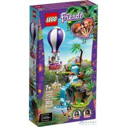 Lego Friends: Hőlégballonos Tigris Mentő Akció 41423 (Lego, 41423)