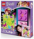 Lego Friends: Mia Éjjeli Lámpa LGL-NI3M