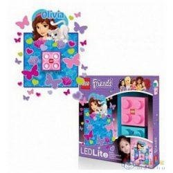 Lego Friends: Olivia Éjjeli Lámpa LGL-NI30