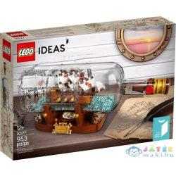 LEGO Ideas - Hajó a palackban (Lego, 92177)