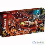 LEGO Ninjago - A koponyavarázsló sárkánya (Lego, 71721)