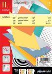 Technika tasak, papírkészlet 2. osztályos (Lizzy Card, 511297)