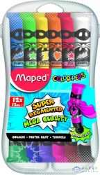 Maped Color Peps Tempera 12ml - 12 Db, (Maped, 810520)