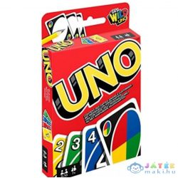 Get Wild Uno Kártya (Mattel, BGY49)