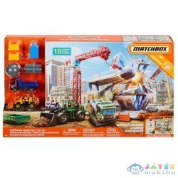 Matchbox: Bontás játékszett (Mattel, FWV08)