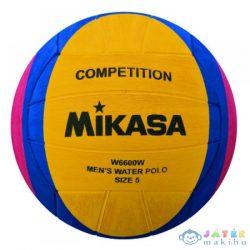 Vízilabda, férfi edzőlabda, W6600W, Mikasa (Mikasa, W6600W)
