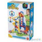 OBALL Go Grippers autópálya + Flash Autó (Kidsii, 10315)