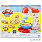 Play-Doh: konyhai robotgép gyurma szett (Hasbro, E0102)