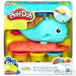 Play-Doh: Wavy a bálna gyurma szett (Hasbro, E0100)