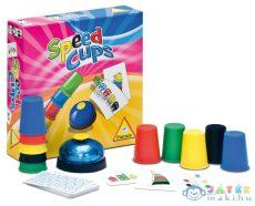 Speed Cups - Gyors Poharak Társasjáték (Piatnik, 206890)