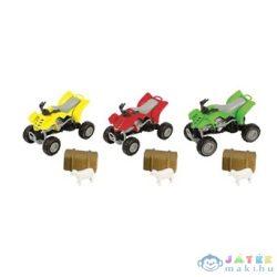 Teamsterz quad, több színben (TMS, 1372247)