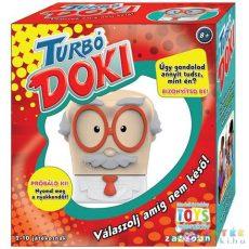 Turbó Doki társasjáték (zanzoon, mh-69259)