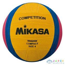 Vízilabda, női edzőlabda, 4-es méret, Mikasa W6609W (Mikasa, W6609W)