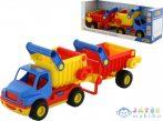 Wader: Pótkocsis Teherautó (Wader, 37718)