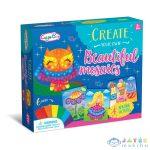 Csináld Magad: Kreatív Kristályszett - Mese, Bagoly (Manyuk, 82417)