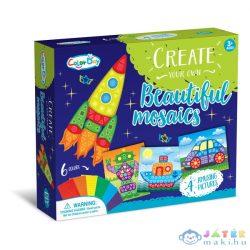 Csináld Magad: Kreatív Kristályszett - Robot, Jármű (Manyuk, 82418)