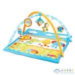 Állatos Bébi Játszószőnyeg - Kék (Masen, 7106790)