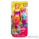 Barbie Dreamhouse: Világjáró Barbie Sellő (Mattel, GGG58)