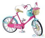 Barbie: Klasszikus Bicikli - Rózsaszín (Mattel, DVX55)