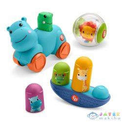 Fischer-Price: Helló Mozgás Játékcsomag (Mattel, HFJ94)