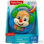 Fisher Price: Kacagj És Fejlődj - Tanuló Zenelejátszó (Mattel, FPV16)