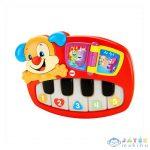 Fisher-Price Kacagj és Fejlődj! Tanuló Kutyus Zongora (Mattel, DLK12)