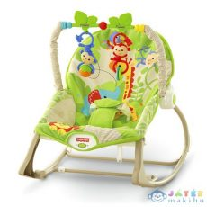 Fisher Price Kisállatos Hintaszék (Mattel, m-CBF52)