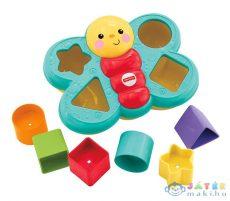 Fisher Price Pillangós Formaválogató (Mattel, CDC22)