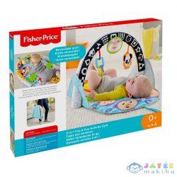 Fisher-Price: 2 Az 1-Ben Átfordítható Játszószőnyeg (Mattel, FXC14)