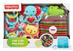 Fisher-Price Babakocsis Játékcsomag 2015 (Mattel, DFP25)