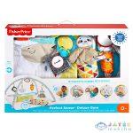 Fisher-Price: Fejlődő Érzékek Deluxe Játszószőnyeg (Mattel, GKD45)